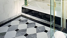 We seal, clean and sanitize your tile and grout to its original condition.